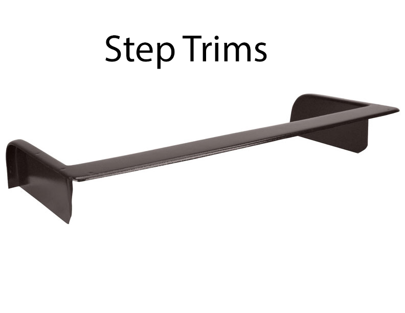 RV entry Step trim