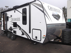 Outdoors RV Creek Side