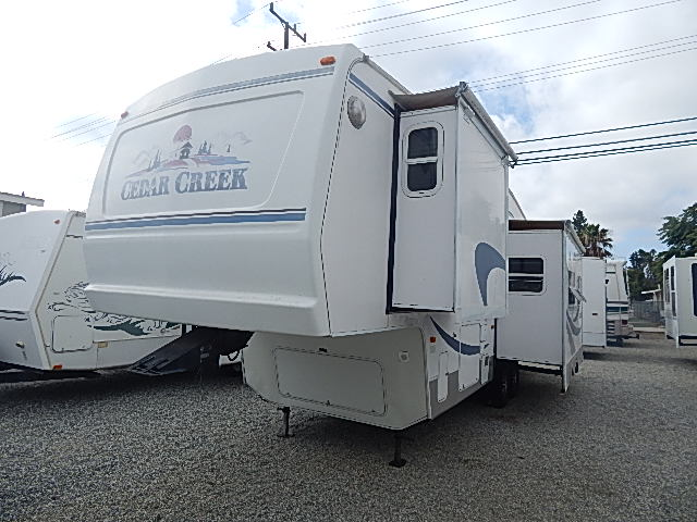 Forest River Cedar Creek Fifth Wheel